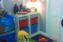 B Man's Big Boy Room / by Miranda Bensch