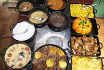 Regional Brazilian Gastronomy / The Estância Mimosa Ecoturismo has as one of its principles to provide visitors with a taste of regional cuisine.