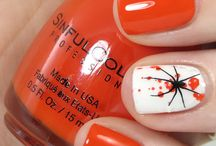Halloween Nails / by Ann Streharsky