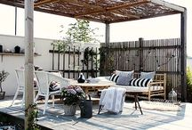 Outdoor spaces / Outdoor spaces