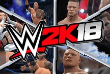 WWE 2k18 download PC and WWE 2k18 apk