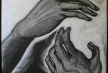 IAN / L'anima sulla tela: le opere pittoriche di Alexandra Natalia Irimia