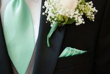 wedding-  mint
