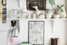 Kitchen Ideas / by Marianne Taff