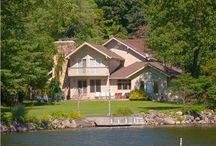 Homes for sale in Pine Lake in Wayne NJ / Check out some of these luxury homes in Pines Lake in Wayne NJ, Lakefront Homes in Wayne New Jersey #Wayne #Real Estate