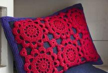 Crochê e mais / Pra quem gosta de crochê como eu vai adorar esse painel.