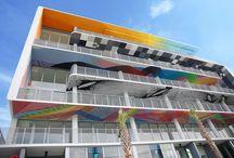 Wall Art, Public Art, Murals and Graffiti