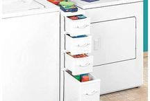 Organization and Storage / Storage and re-organization( never-ending project)