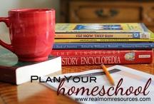 Homeschooling / by Christine Morton