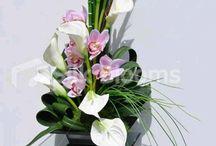 ikebany kvety