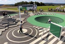 Arch | Landscape - Playground