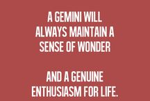 Gemini / Un po' di astri