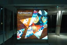 """Saha """"Expressions"""" art exhibition / Expressions helps to showcase the amazing talent of our residents"""