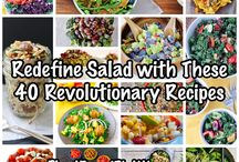 Oil-Free Vegan Recipe Roundups / Creative collections of whole food, plant-based food guru genius divided by food category