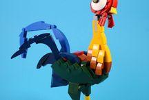 Lego hayvan
