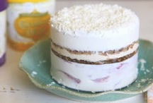 Coconut Bliss in Recipes / There is so much more you can do with Coconut Bliss other than just eating it right out of the pint!