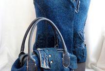 Любимые валяные сумки