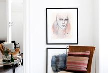 interiors / by Lily Fraser