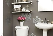 Bathroom / Redecorate