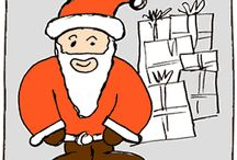 Hugamy Celebrations - Fêtes / Christmas - Noël, St Patrick Day , Easter - Pâques, Spring - Printemps