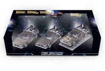 Sun Star Toys / a range of Sun Star Toy Back To The Future Cars