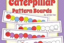Caterpillar/butterflies / by Emily McQuown