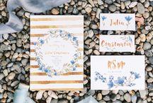 Invitaciones de Boda / Wedding Invitations / Invitaciones de bodas | Wedding invitations | Wedding Stationery | Papelería de bodas
