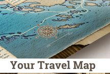 Your Travel Maps / Maps drawn for you. For travelers, for dreamers.