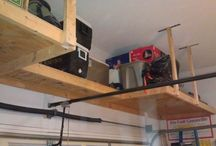 Store all the things: Garage edition