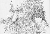 Illustration - Line drawing