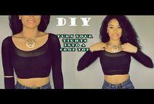 D.I.Y Fashion / by Ogbreee H.