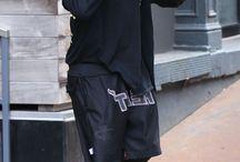Men's Street Fashion Culture