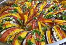 zeleninové recepty