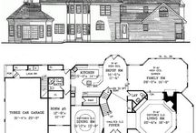 2D house plans MDP