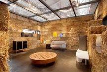 Architecture insolite en bois / Maisons et hébergements touristiques d'architecte en bois avec un design insolite