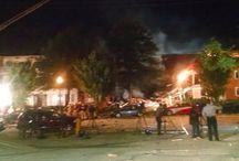 Five to Seven Unaccounted for After Explosion, Large Fire and Collapse at Apartment Complex, Officials Say