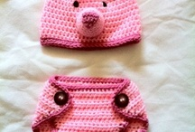 Crochet Diaper Covers / by Patricia Voldberg
