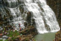 Tirathgarh Falls Jagdalpur