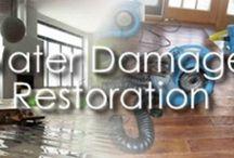 Advance Water Damage Restoration Cleaning Services in Parramatta, Sydney