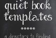 Quiet books / by Pam Reid