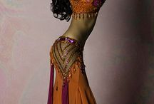 Bellydance: Tips, How-To's, & Inspiration / Learn the benefits of belly dance here, how to belly dance & get inspired by the beauty and femininity of belly dance