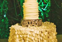 Pasteles de boda / Wedding cake /  Cada pastel de novios refleja el estilo de la boda. Each wedding cake reflects the style of the wedding.