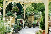 Patios, Decks and Gardens