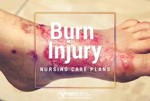 Burn nursing care plan
