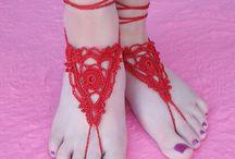 decorazioni piedi