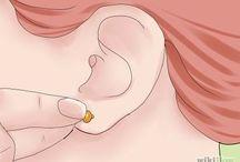 Furar orelhas dicas