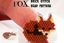 brick bead patterns