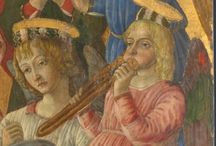 angels with trombones