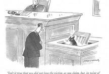Funny Cartoons / by Blue Buddleia Bear