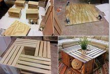 vychytávky dřevo